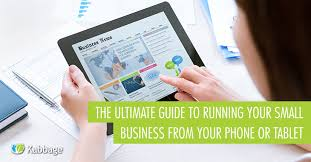 Business Tablet The Ultimate Guide To Running Your Small Business From