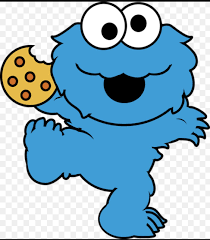 cookie monster drawing cute. Delighful Monster Visit In Cookie Monster Drawing Cute