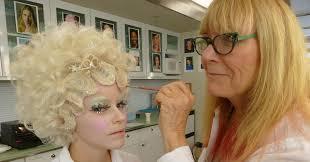 ve neill oscar winning makeup artist putting a face on fantasyve neill oscar winning makeup artist putting a face on fantasy