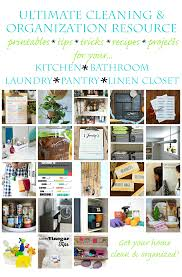 how to really clean your kitchen in steps checklist here s the line up for this week s ultimate cleaning organization resources from my fellow bloggers