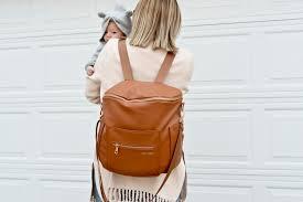 Fawn Design Canada Jacks Picks The Fawn Diaper Bag Kristina Lynne