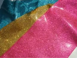 45m new trend pvc glitter leather vinyl fabric for handbags waterproof moistureproof shiny paper wholes glitter