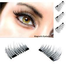 magnetic false eyelashes soft natural makeup mink magnet fake eyelashes natural eye lashes extension handmade fake lashes individual lashes from lucas211