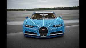 For stopping power, the chiron braking system includes vented discs at the front and vented discs at the rear. This Life Size Drivable Bugatti Is Made Out Of 1 Million Legos Fox61 Com