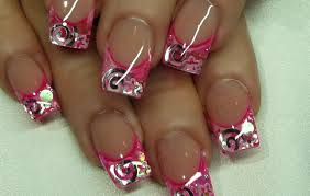 25+ beautiful acrylic nail art designs – NAILKART.com