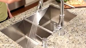 Moen Motionsense Kitchen Faucet Moen 7185ec Brantford Faucet With Motionsense Technology Youtube
