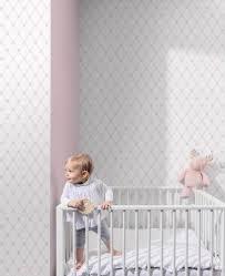 Behang Kinderkamer Roze