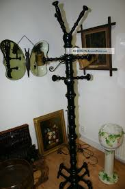 Large Coat Rack Stand coat rack hall stand Large Wooden Hall Stand Coat Tree Or Hat 18