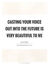 Beautiful Voice Quotes