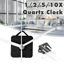 clocks quartz diy wall clock movement