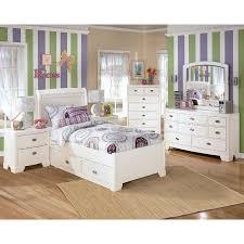Modern Bedroom Design with Ashley Furniture Alyn Storage Kids