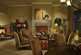 Tuscan Living Room Living Room Pawling Interior Design