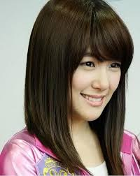 Hair Style Asian g asian medium length hairstyles for straight hair 3061 by wearticles.com