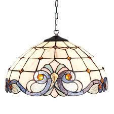 adjustable pendant lighting. Tiffany Ceiling Pendant Lights - Newcastle Light, Adjustable Chain, 3 Bulb Lighting R