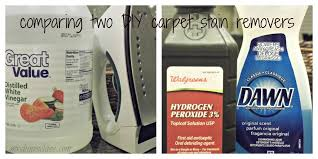 say goodbye to your carpet stains with these diy cleaning s