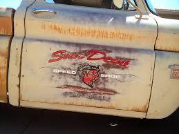 IMG]   hot rod door art   Doors, Vintage lettering, Truck art