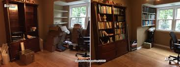 home office organized home office shabby chic style desc exercise ball chair gray standard bookcases chic organized home office