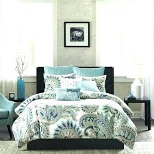 turquoise and brown bedding blue duvet covers king tan ink comforter sets grey gray light medium brown blue comforter sets