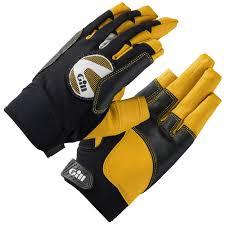 Gill Gloves Size Chart Gill Long Finger Pro Gloves