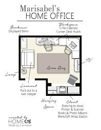 home office floor plans. marisabelu0027s office needs home floor plans l