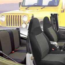 2002 jeep wrangler seat covers awesome 1997 2002 jeep wrangler tj custom neoprene seat covers