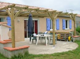 Pergola Construction Plans Penmie Bee