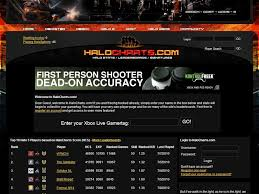 Halo Charts Video Game Webs Find Video Game Websites For Your Favorite