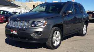 2014 Jeep Compass North Edition - Winnipeg, MB - Ride Time - YouTube