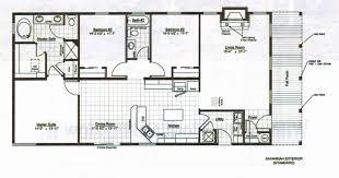 4 bedroom ranch floor plans inspirational 4 bedroom 2 1 2 bath house plans elegant house