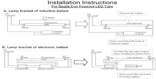 led fluorescent tube replacement led fluorescent tube replacement Fluorescent Tube Ballast Wiring Diagram For Led Fluorescent Replacement Wiring Diagram #32
