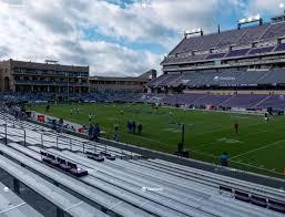 Amon G Carter Stadium Section 121 Seat Views Seatgeek