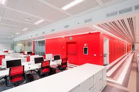 creative office designs 3. A Creative Office Design For Tech Company - FUJITSU Italy Designs 3