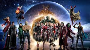 Super Heroes Marvel Avengers ...