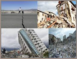 Earth's crust ranges from 3 to 45 miles deep (5 to 70 kilometers). Earthquake Causes Effects And Magnitude Measurement