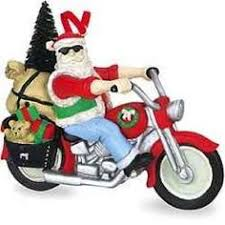 The best motorcycle Christmas ornaments for bikers and motorcycle riders.  Featured below are the coolest