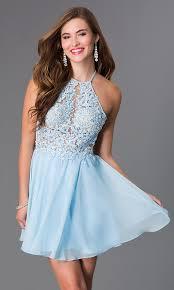 Short Formal Light Blue Dress Short Light Blue Formal Dresses