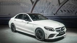 2019 Mercedes-AMG C43 gets more power, better tech - Roadshow