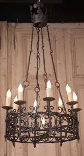 full size of vintage country wrought iron chandelier at 1stdibs parts table lamp rustic chain black