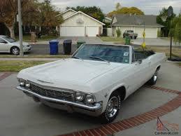 Chevy Impala Stock Convertible 1962 1963 1964 1965 1966 1967 1968 1961