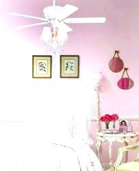 ceiling fans for little girl rooms fan girly white r girls room decorating sugar cookies chandelier lighting tee cute