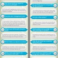 how to answer job interview questions job interview questions and answers infographics mania