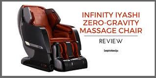 infinity iyashi. infinity iyashi zero-gravity massage chair review n