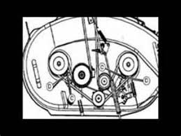 simplicity riding lawn mower wiring diagram images tractor riding mower deck belt diagram diy
