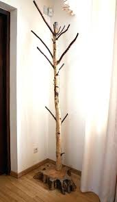 Branch Free Standing Coat Rack From West Elm Fascinating Branch Coat Rack MarcStan