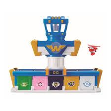 Игровой <b>набор Super Wings</b> «<b>Аэропорт</b>» (4559465) - Купить по ...