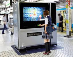 First Vending Machine Dispensed Inspiration 48 Cool And Unusual Japanese Vending Machines TechEBlog