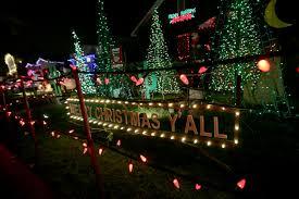 Castro Valley Christmas Tree Lighting Christmas Tree Lane Holiday Lights Brighten Up Thompson