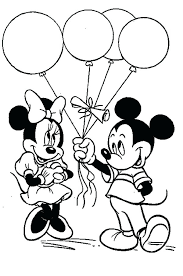 Mickey Mouse Coloring Pages Pdf 678 Mickey Mouse Coloring Pages 9