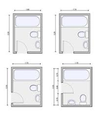 Very Small Bathroom Layouts | bathroom-layout-12 bottom left is the layout  with