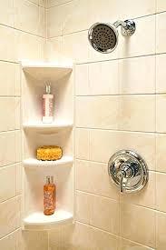 stone shower shelf ceramic corner shower f installation glass for tile stone floating ves almond stone stone shower
